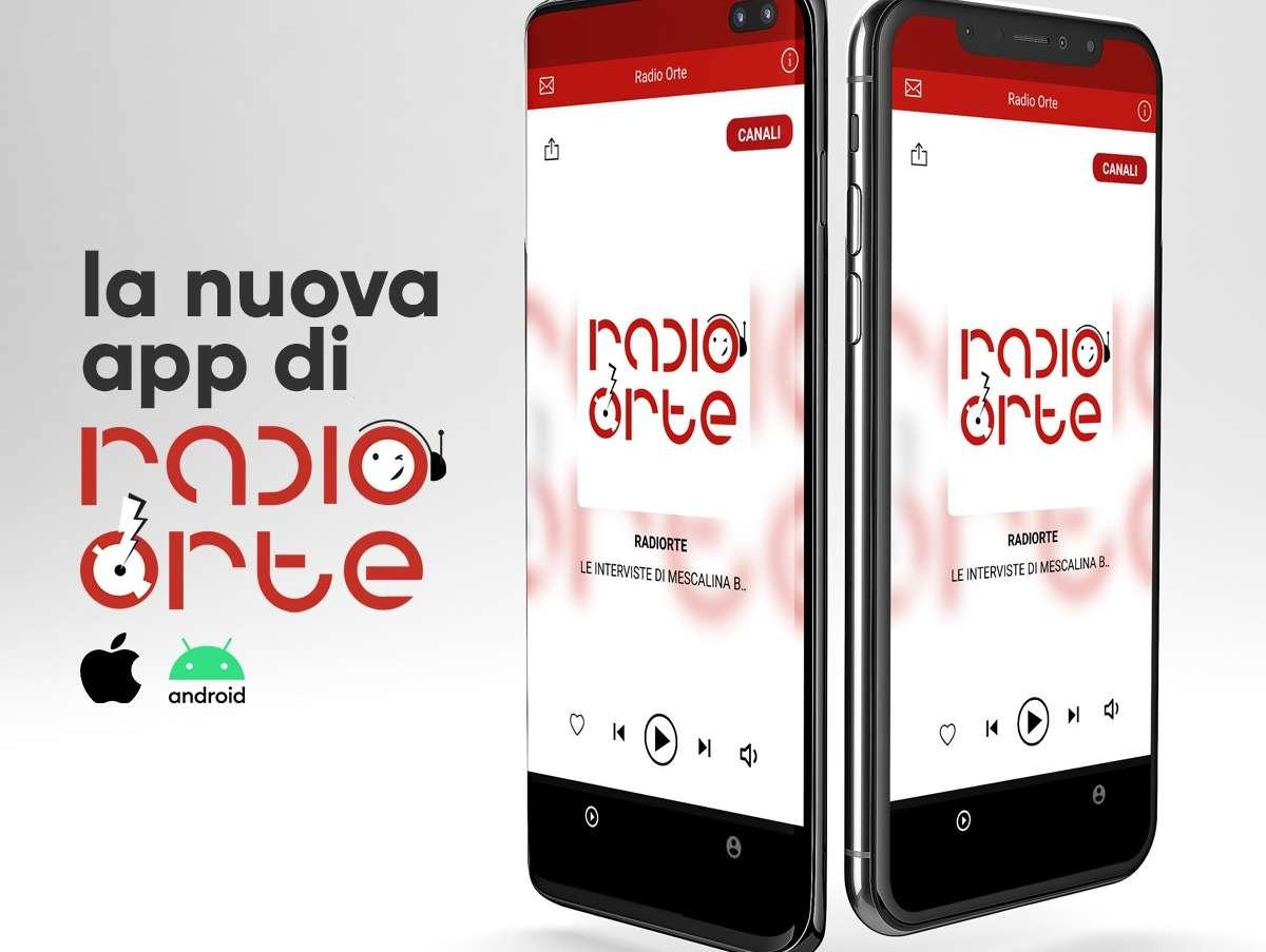 app radio orte